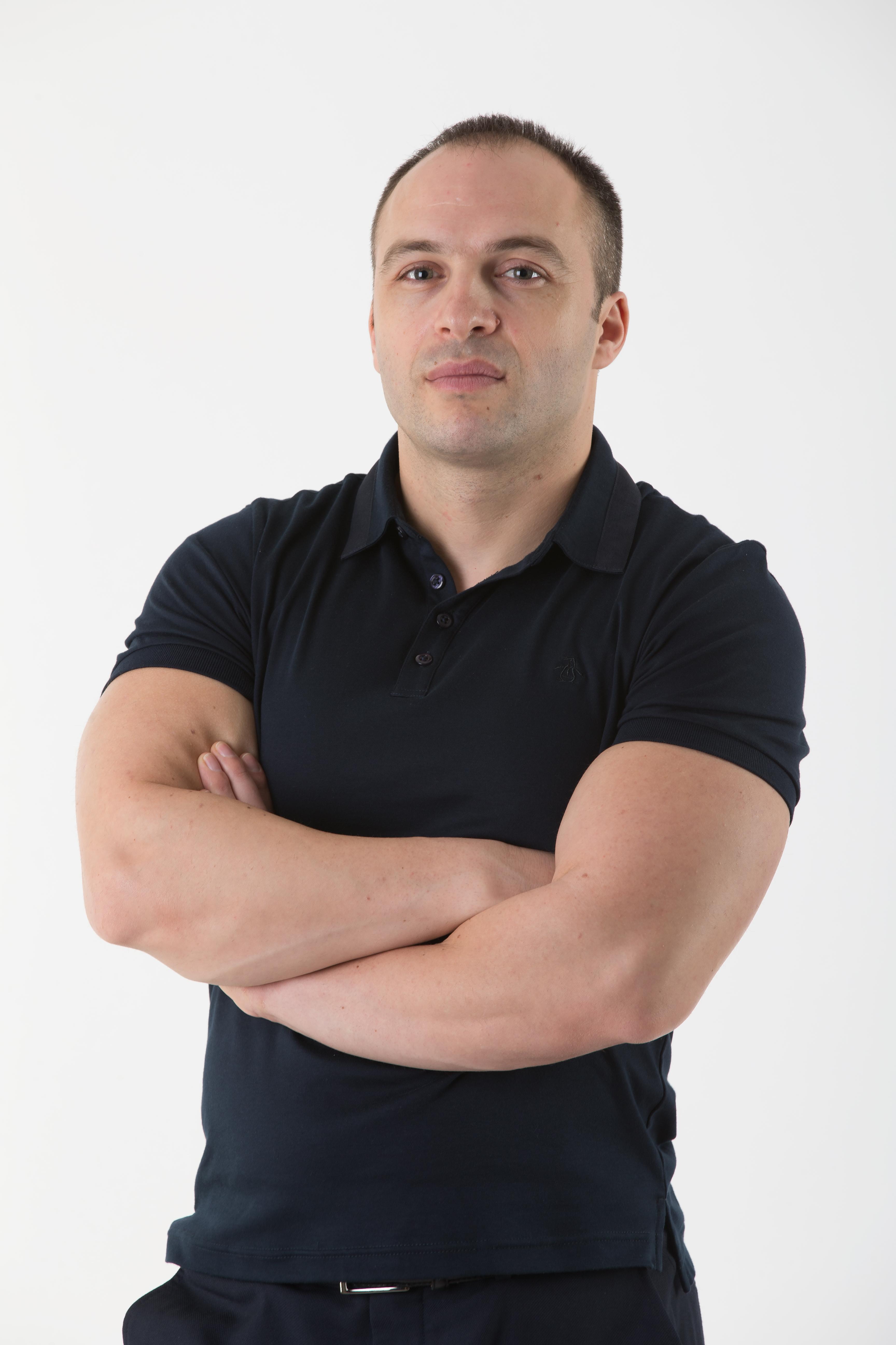 Marcel Eniu personaltrainer
