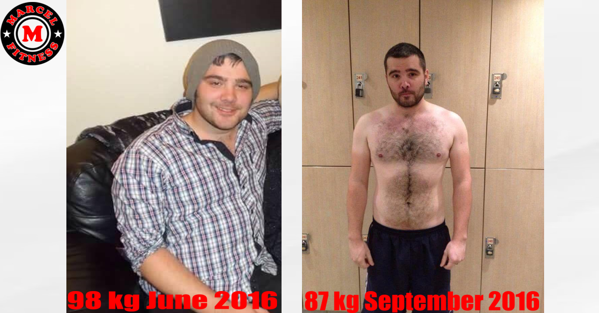 personal fitness trainer marcel eniu before and after 3